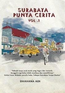 Surabaya Punya Cerita Sampul Depan