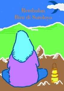 Rembulan Biru di Suroloyo (untuk web)