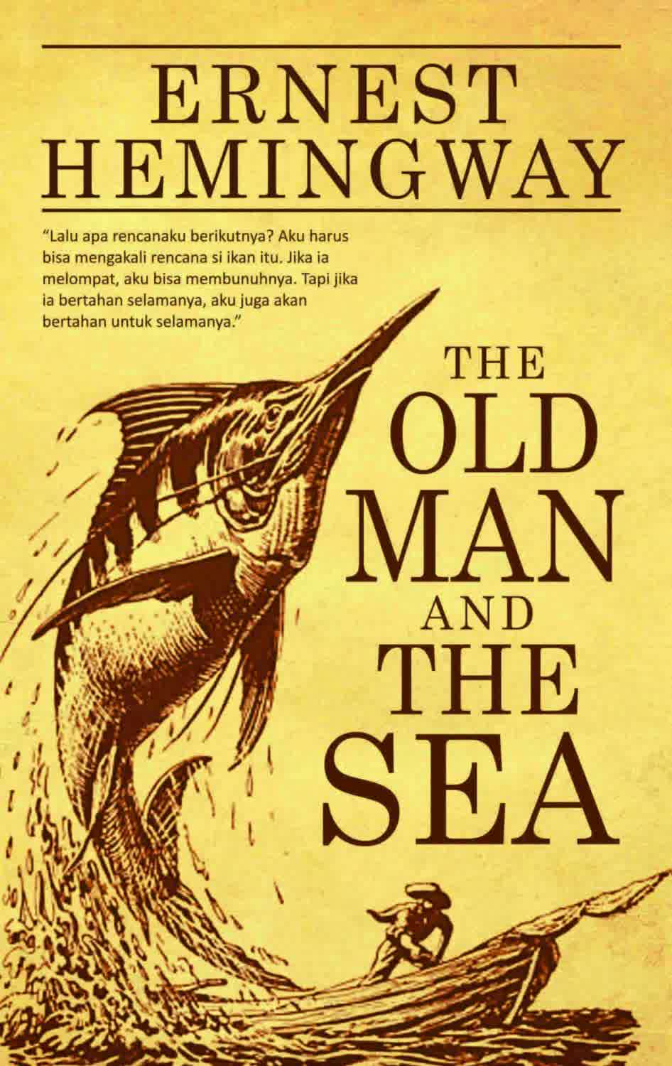 the macho man in the novel the old man and the sea by ernest hemingway
